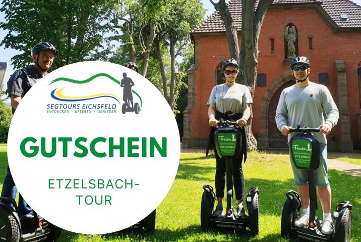 Etzelsbach-Tour - Gutschein