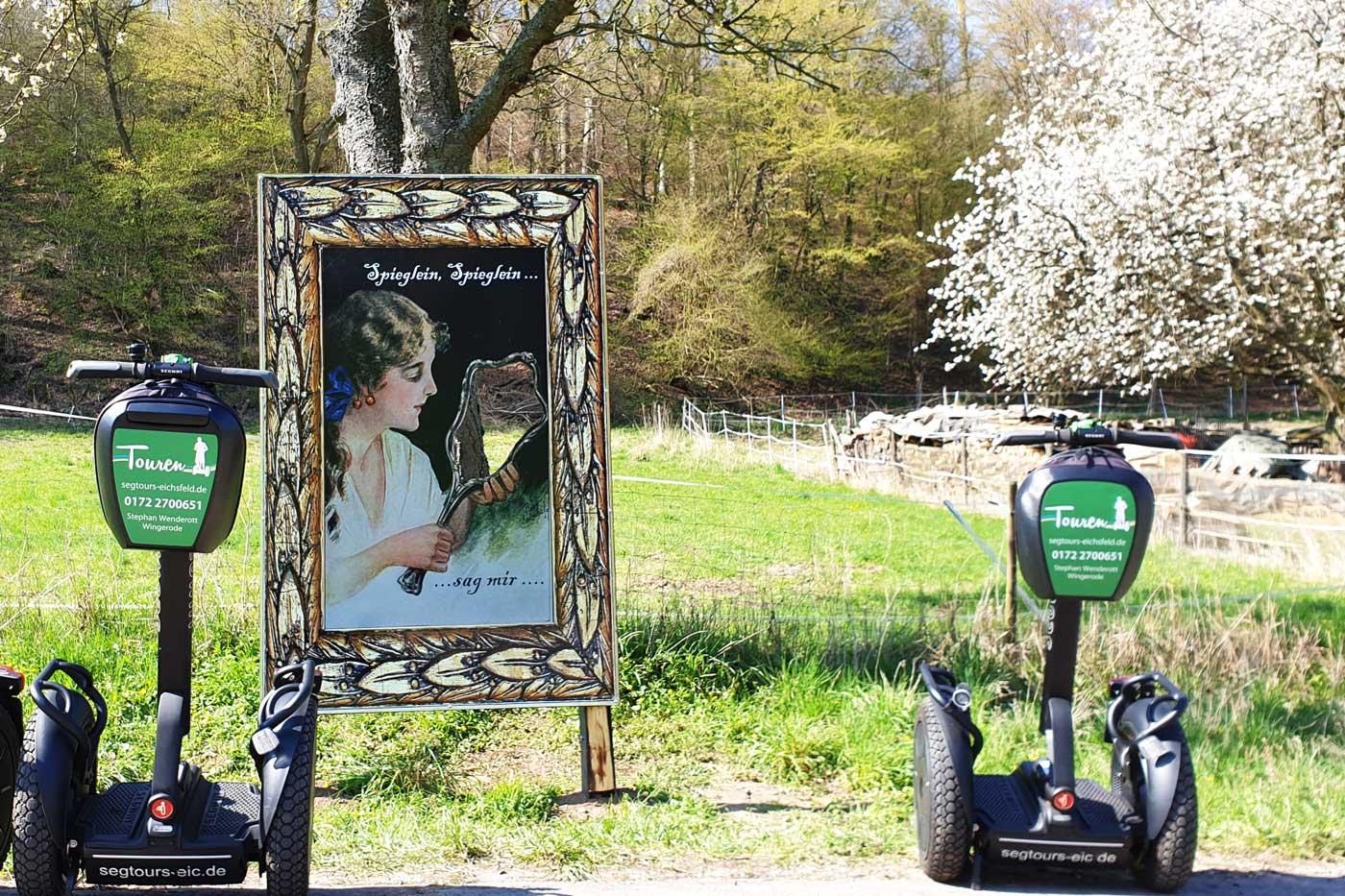 Kirschblüten-Tour - Gutschein