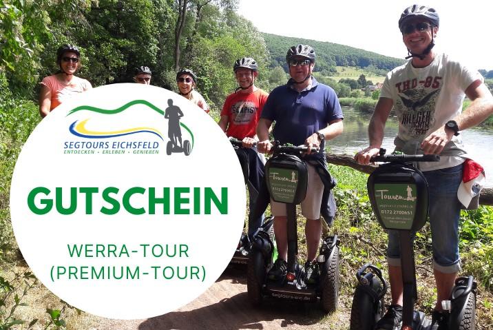 Werra-Tour (Premium-Tour) - Gutschein