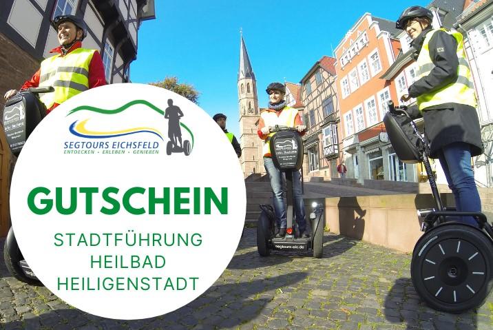 Stadtführung Heilbad Heiligenstadt - Gutschein